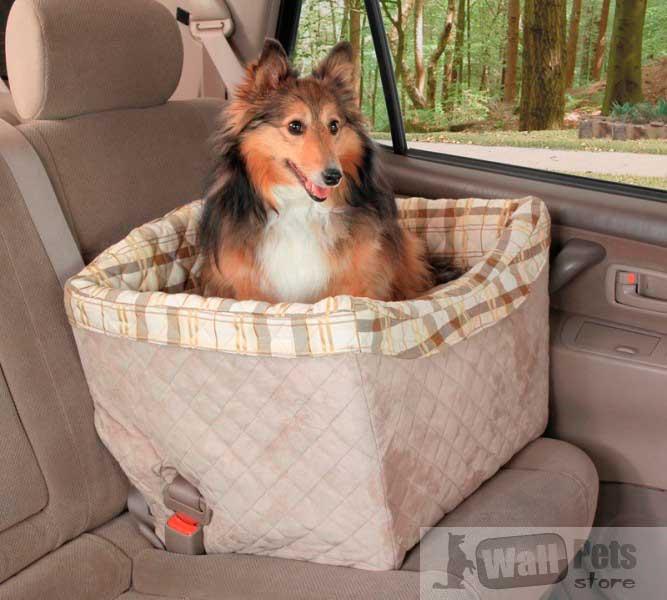 Авто сиденье для собак на сиденье