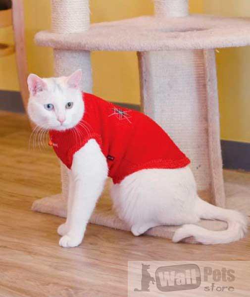 Cвитер для кошек, одежда для кошек
