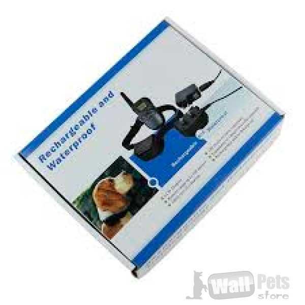 Электронный ошейник для дрессировки 300 м с двумя ошейниками  ( электронный ошейник для дрессировки собак )