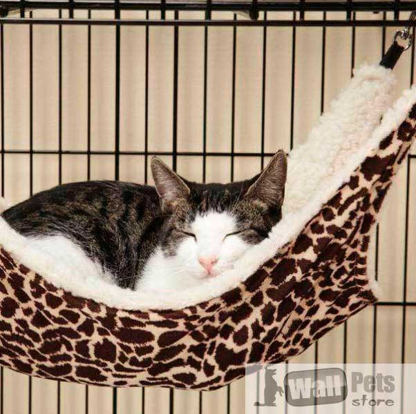 Гамак для кошек и хорьков
