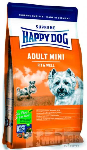 Happy Dog Эдалт Мини