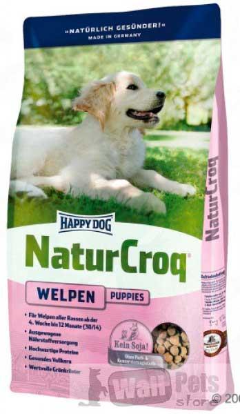 Happy Dog Natur Croq Натур Крок для щенков