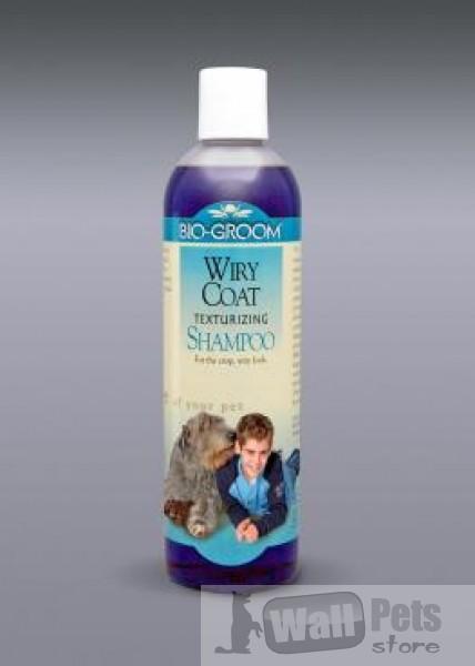 BIO-GROOM HARSH COAT SHAMPOО шампунь для собак с жесткой шерстью