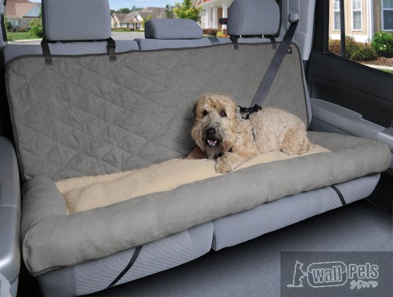 Лежак – чехол в автомобиль для собак