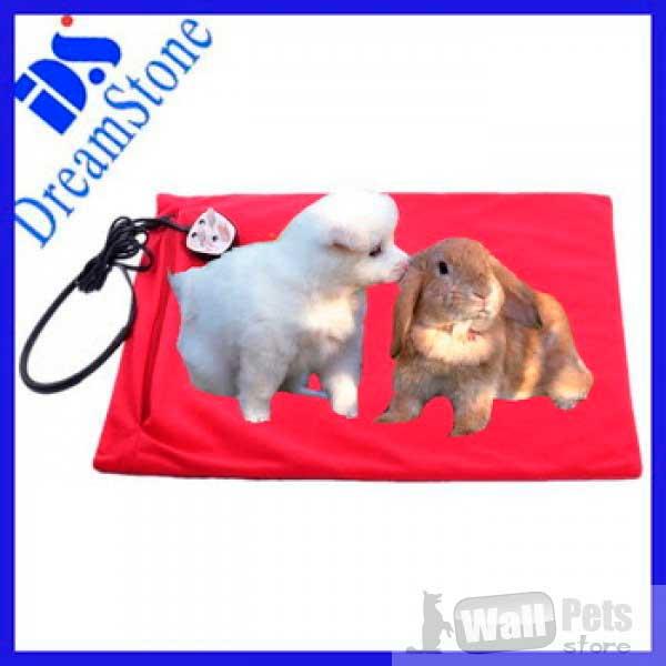 Лежак для собак, лежак для кошек, большой с подогревом
