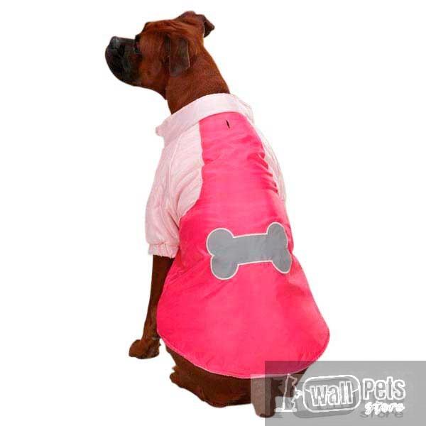 Парка-комбинезон для зимы для собак