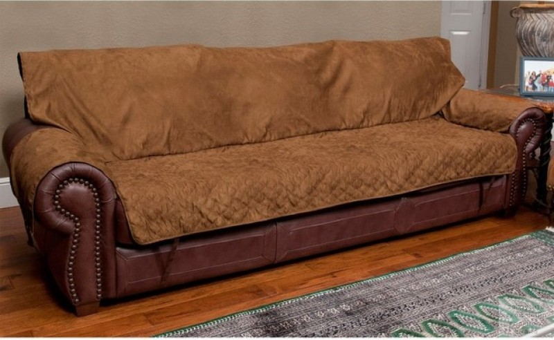 Полный чехол на 3-х местный диван