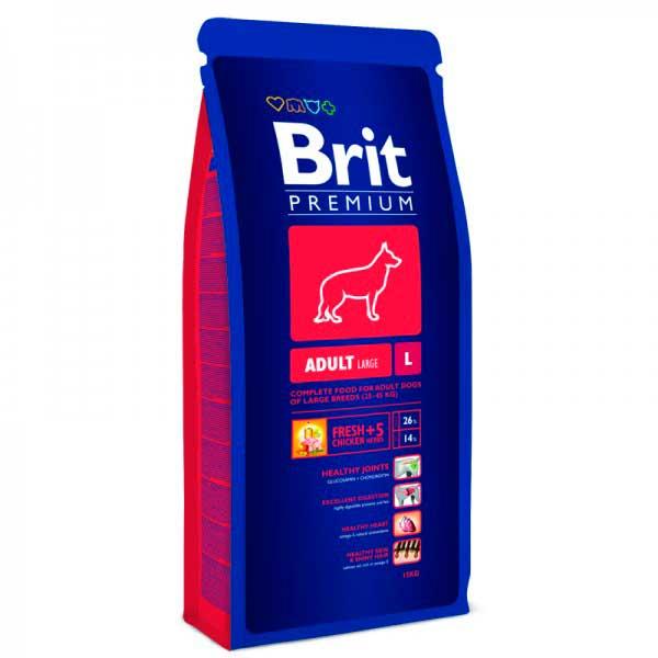 Brit Premium для собак крупных пород