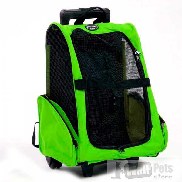 Рюкзак с телескопической ручкой