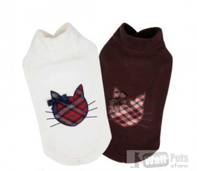 Свитер для кошек (одежда для кошек интернет магазин)