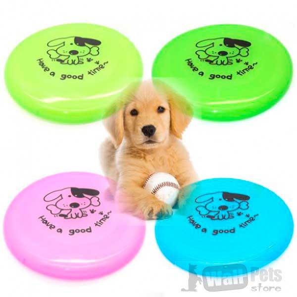 Тарелка-Фрисби для собак