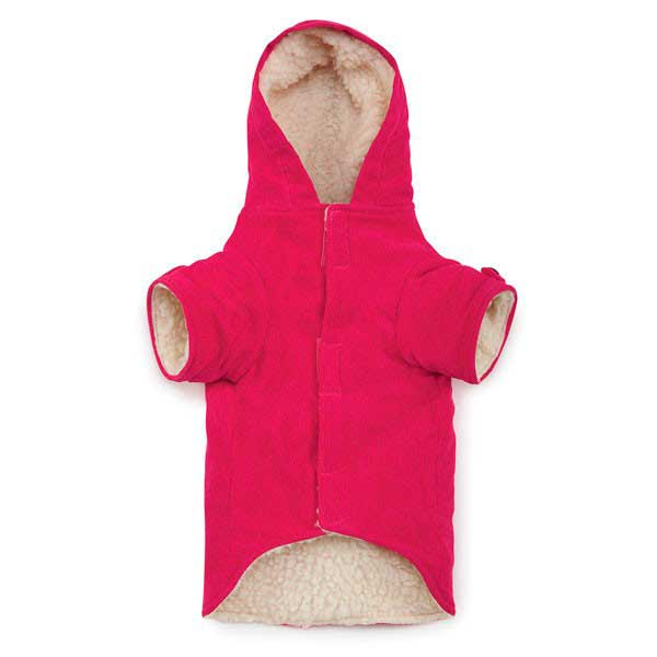 Вельветовое пальто для йорков