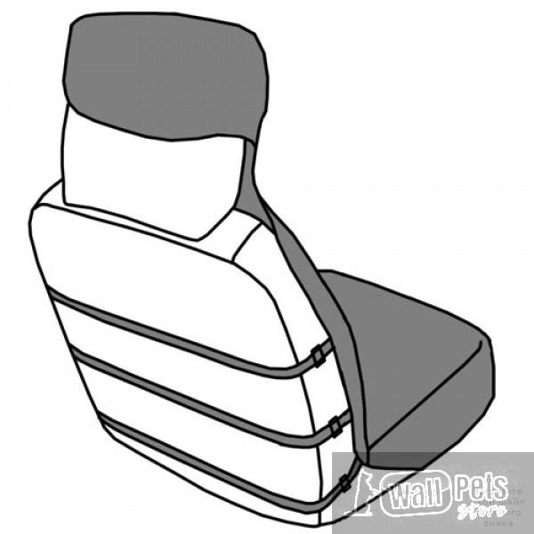 авточехлы на переднее сиденье