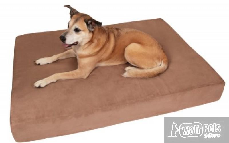 Ортопедические лежаки для собак