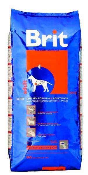 Brit Premium для собак до 25 кг