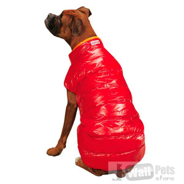 Теплые жилеты для собак