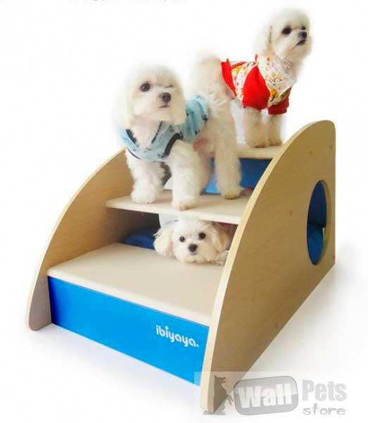Лестница-лежак для собак