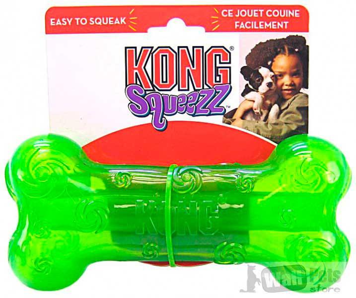 Kong игрушка для щенков мелких собак