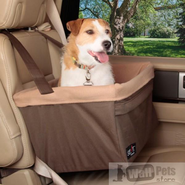 Авто кресло для собак SOLVIT Tagalong™ для собак до 12 кг