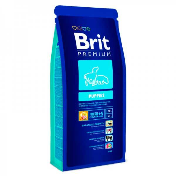 Brit Premium для щенков с 4 недель