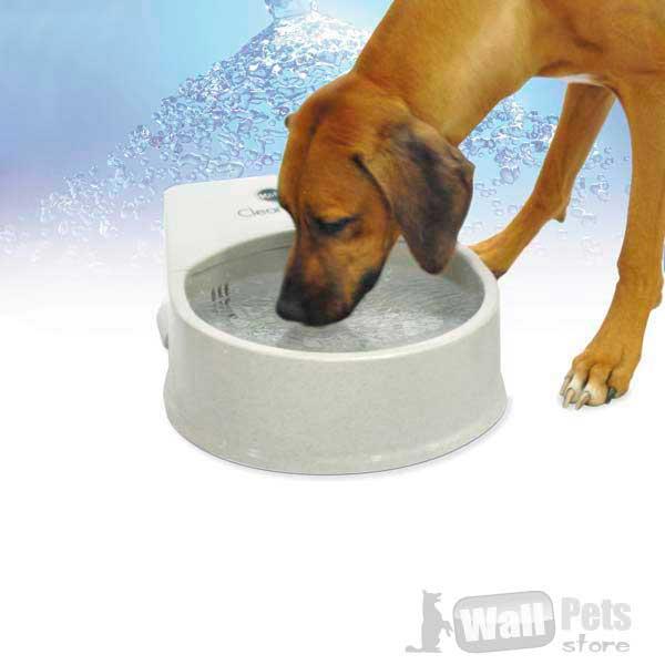 Фонтан автоматической подачи воды для собак и кошек
