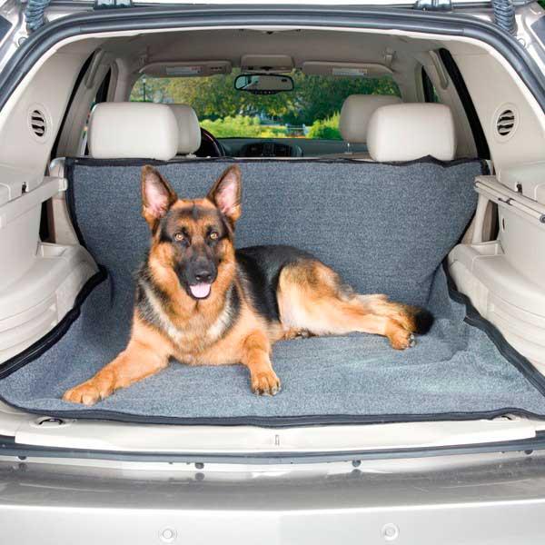 Чехол для багажника в авто, гамак в машину для собаки
