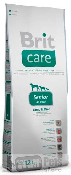 Brit Care для пожилых собак