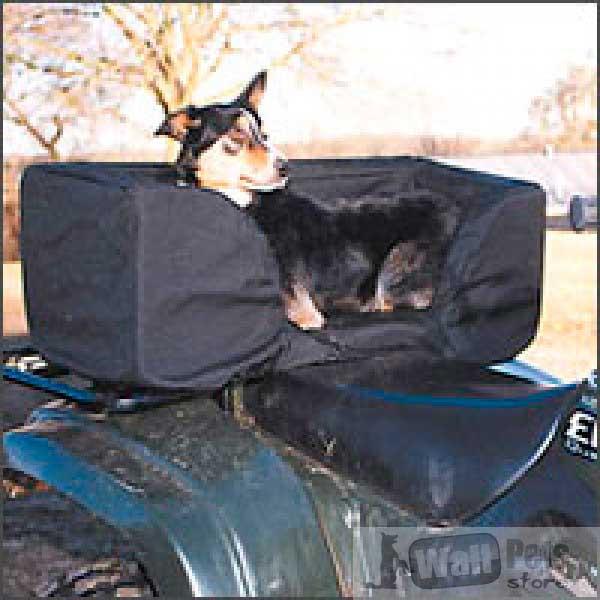 Сиденье для собак на мотовездеходы, квадрациклы и др. ATV