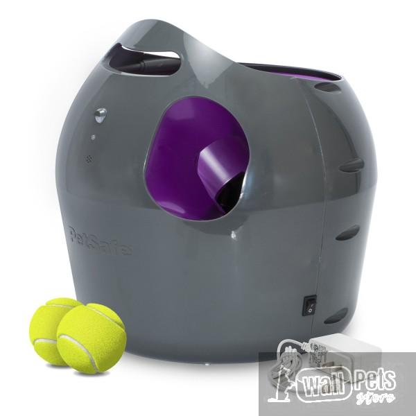 Автоматический запуск мячей