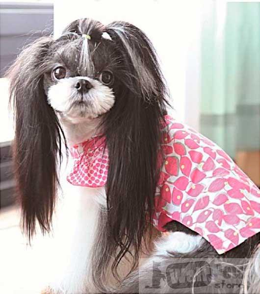 Летняя  майка для собак