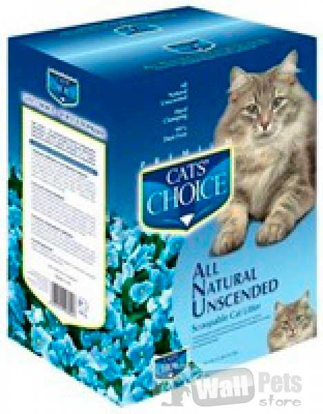 CATS CHOICE  без ароматизаторов