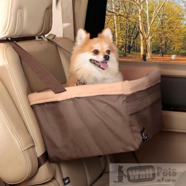 Авто кресло для собак для мелких собак до 5 кг