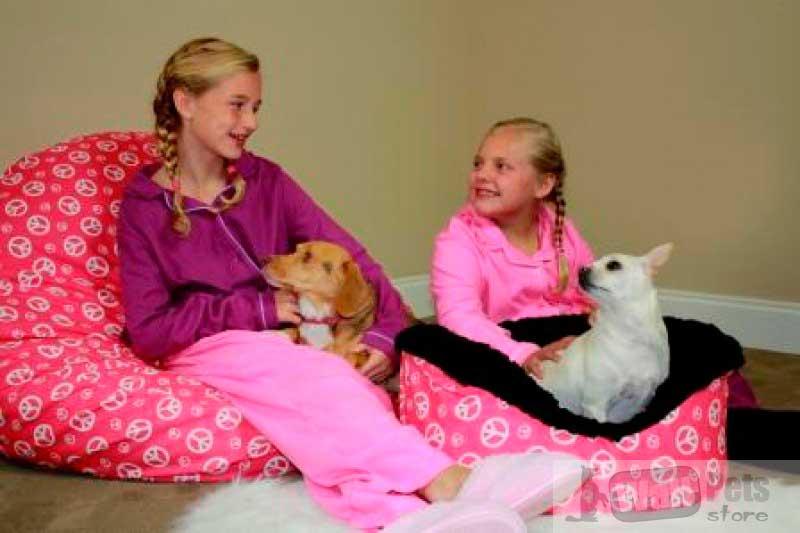 Пуф и лежанка для домашнего питомца ( лежак собаке, лежак кошке)