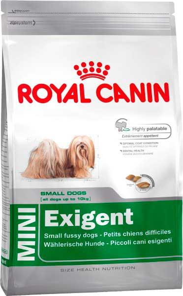 Royal Canin, для собак-приверед малых пород до 10 кг