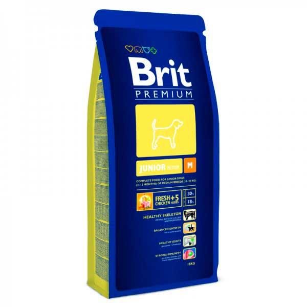 Brit Premium для щенков средних пород