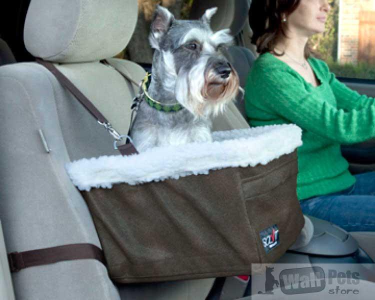 Авто сиденье для собак до 8 кг
