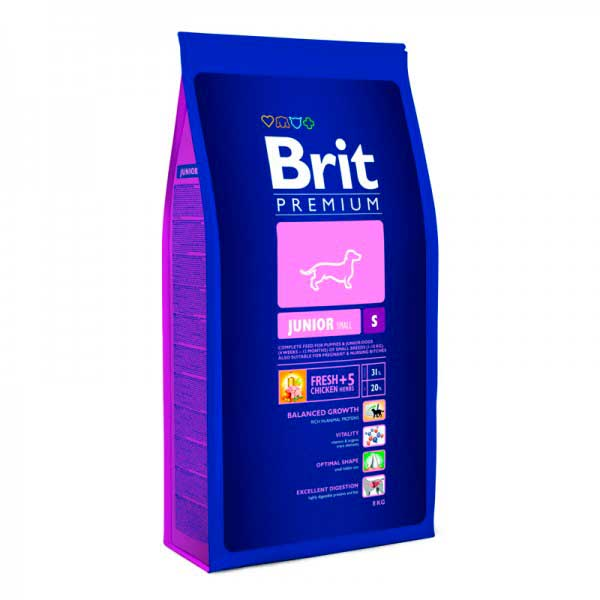 Brit Premium для щенков малых пород