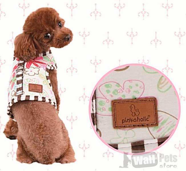 Шлейка для собак Пикник