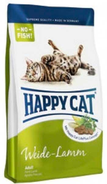 Для кошек с ягненком