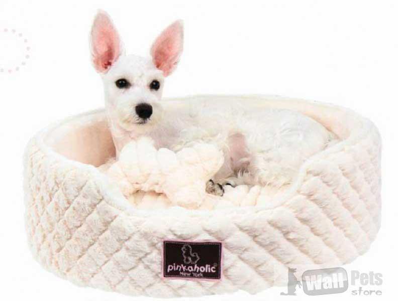 Лежак круглый для собак