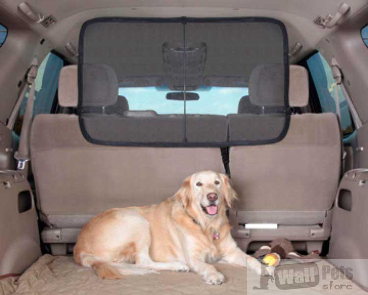 Барьер в багажник автомобиля