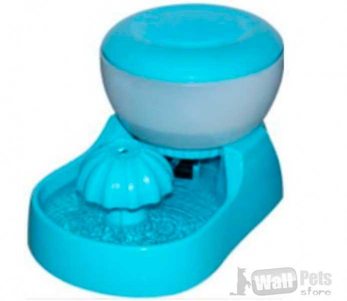 Миска фонтан автоматической подачи воды для собак и кошек