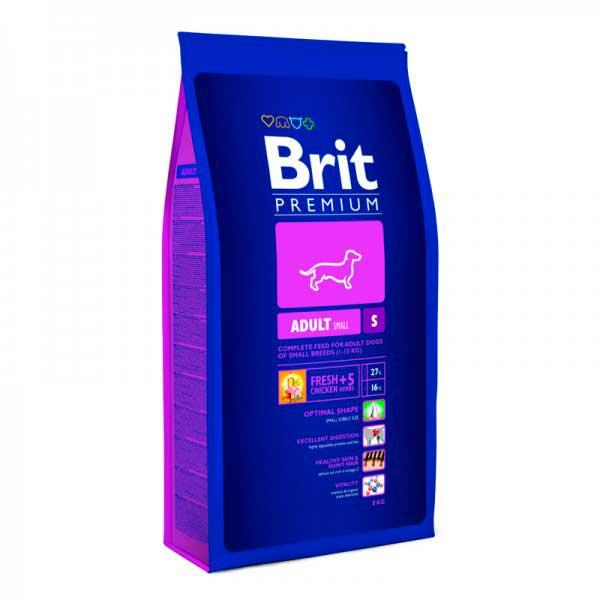 Brit Premium для собак малых пород