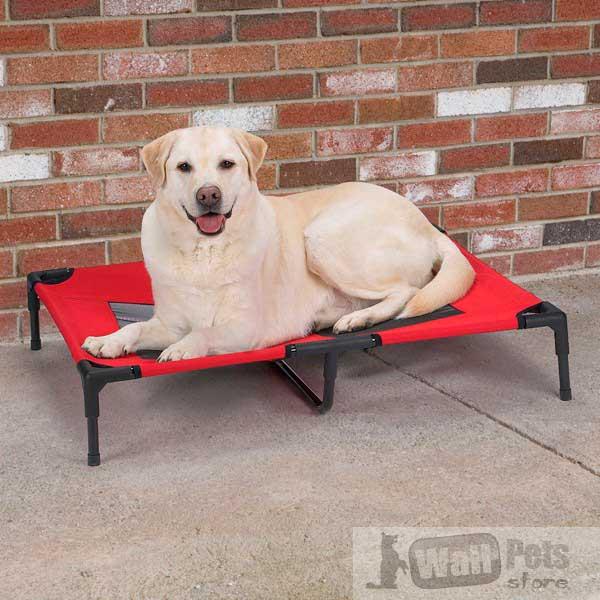 Лежак для собак, раскладушка