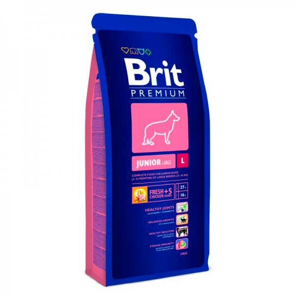 Brit Premium для щенков крупных пород