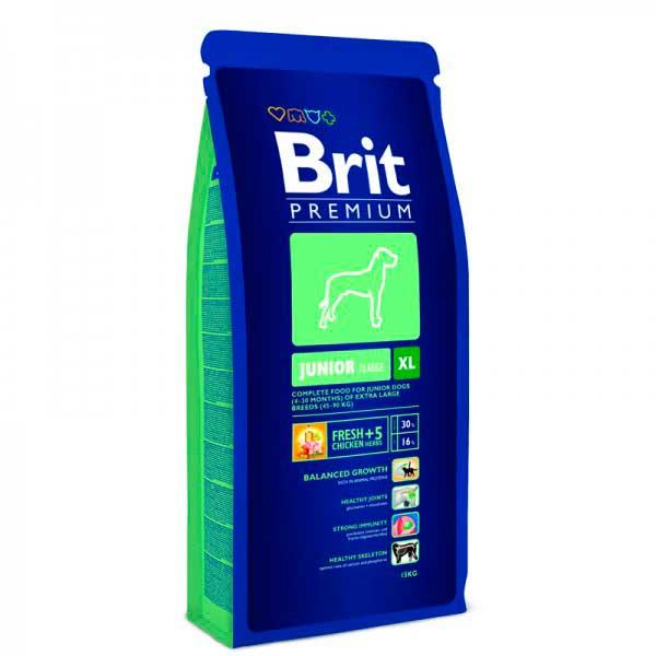 Brit Premium для щенков гигантских пород(Junior XL)