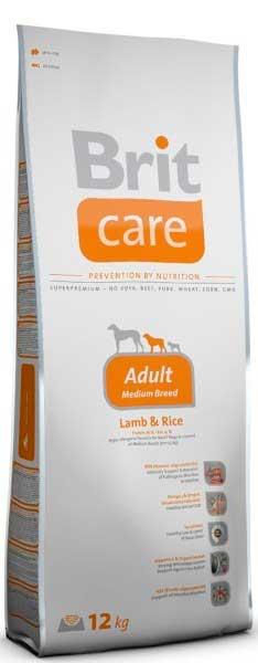 Brit Care для собак от 10 до 25 кг