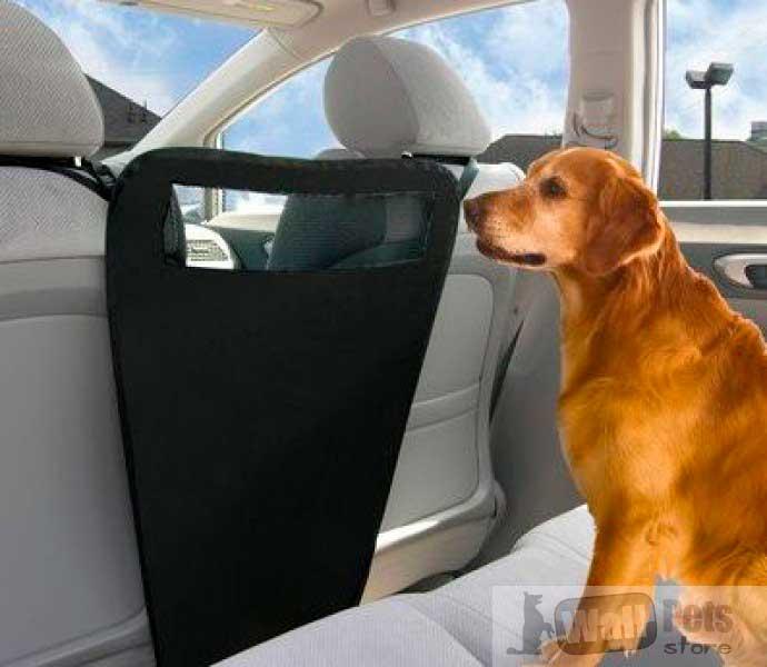 Барьер в машину для собак