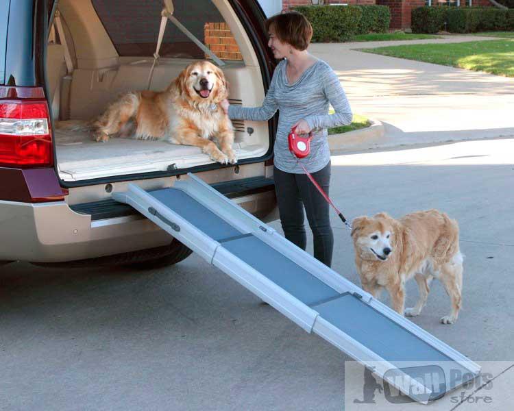 Пандус автомобильный для собаки
