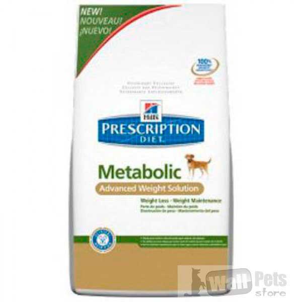 Hill's Хиллс Prescription Diet™ Canine Metabolic для коррекции веса